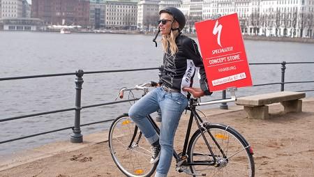 Poster-Fahrrad