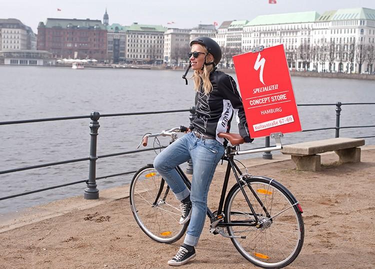 Fahrrad Promotion, Posterbikes