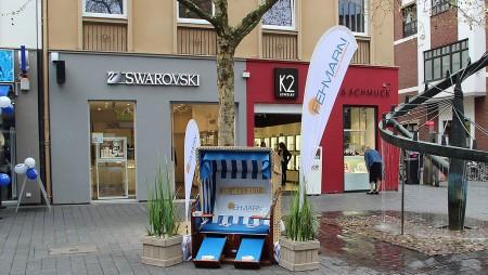 Strandkorb-Promotion