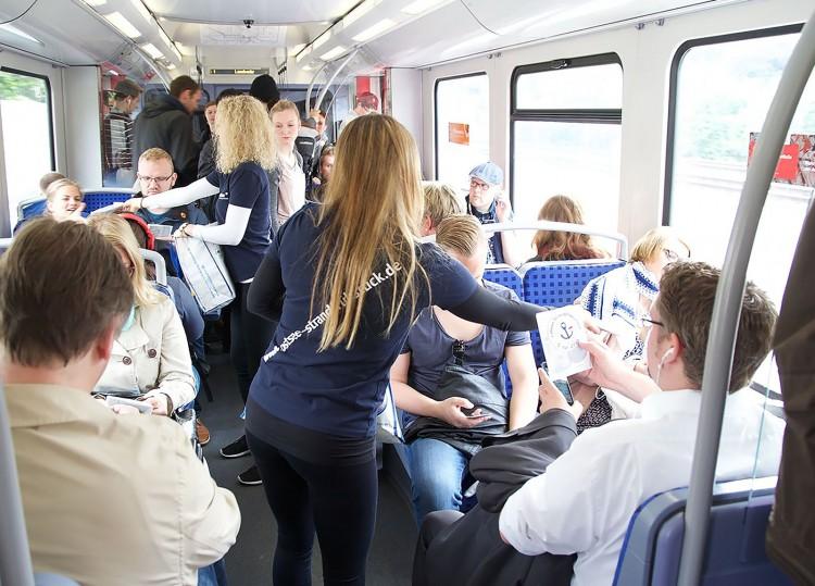 S-Bahn Promotion