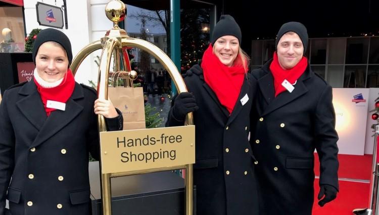 Weihnachtliche Shopping Promotion | McArthurGlen