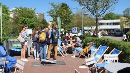 Nachwuchskampagne | Campus Lounge